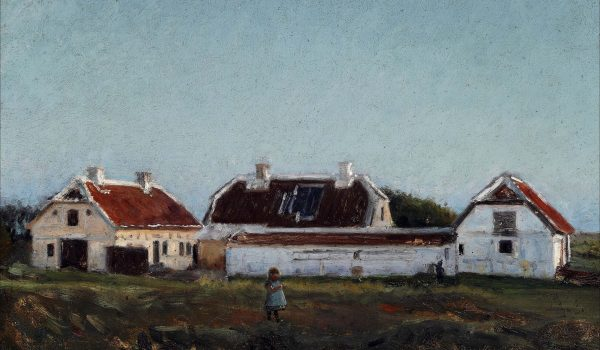 Tuxens villa i Skagen