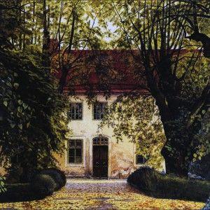 Maleri udført af Hugo Alfven