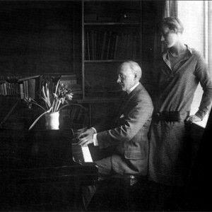 Margita og Hugo Alfven