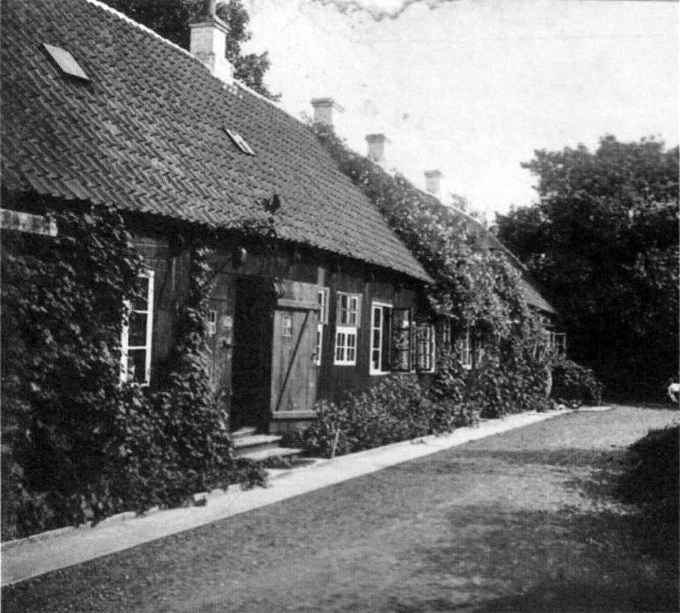 Krøyer hus juli 1907