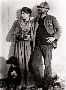 Marie og P.S. Krøyer