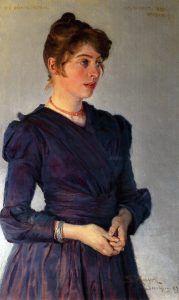 Marie Triepcke Krøyer Alfvén 1867-1940