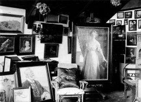 Krøyers atelier