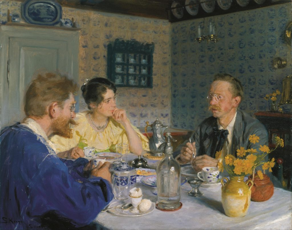 Marie Krøyer P.S. Krøyer