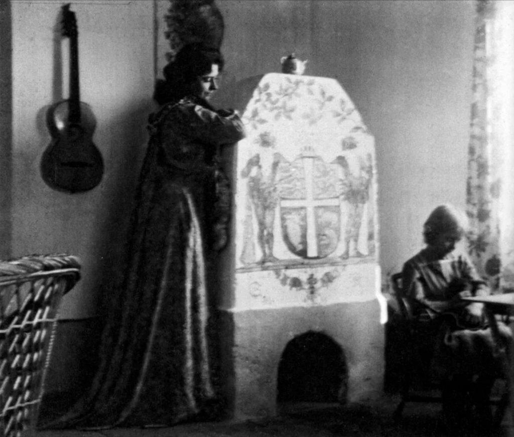 Marie og Vibeke Krøyer